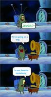 Plankton Puts on Little Einsteins Theme Song