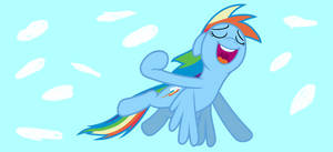 Rainbow Dash Just Wants to Have Fun
