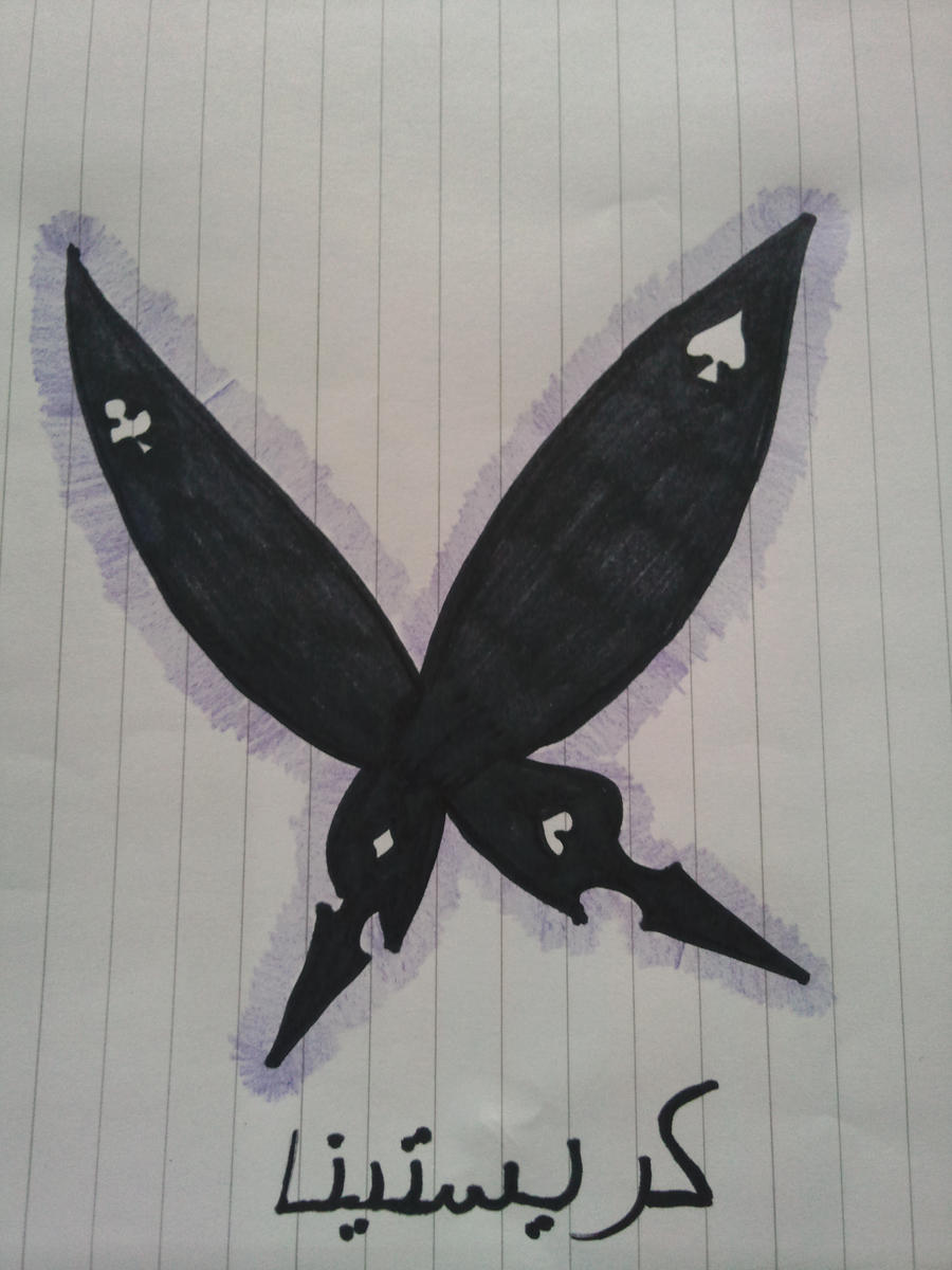 Butterfly Tattoo Design by