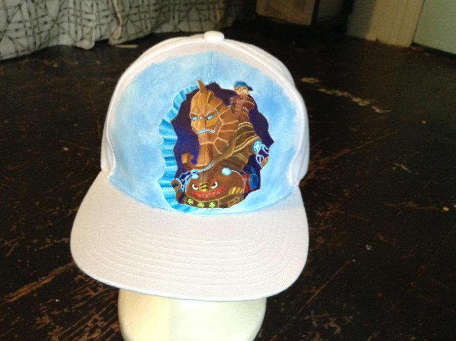 Nunu hat by GamingArtForYou