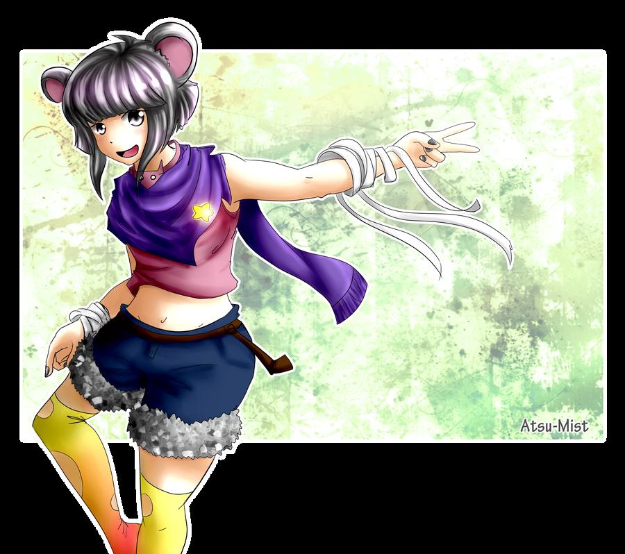 Petunia by Atsu-Mist
