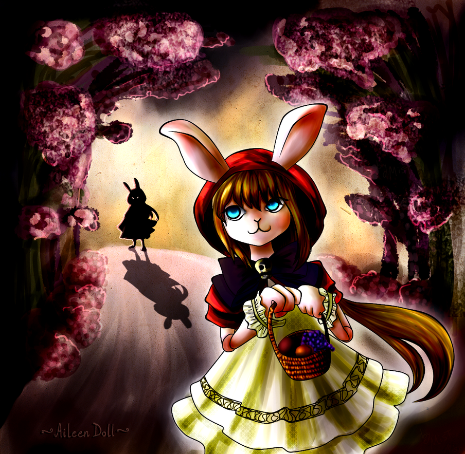 Becky into the woods by Atsu-Mist