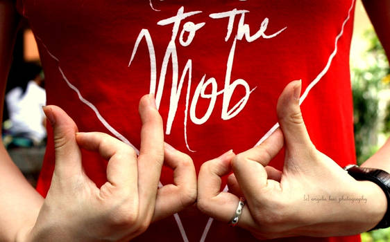 to the mob b.l.o.o.d