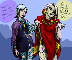 Ghirahim is Jelly