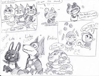 ACNL Candid by Lillooler