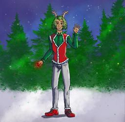 HMRRI Raul Secret Santa by Sabehlra