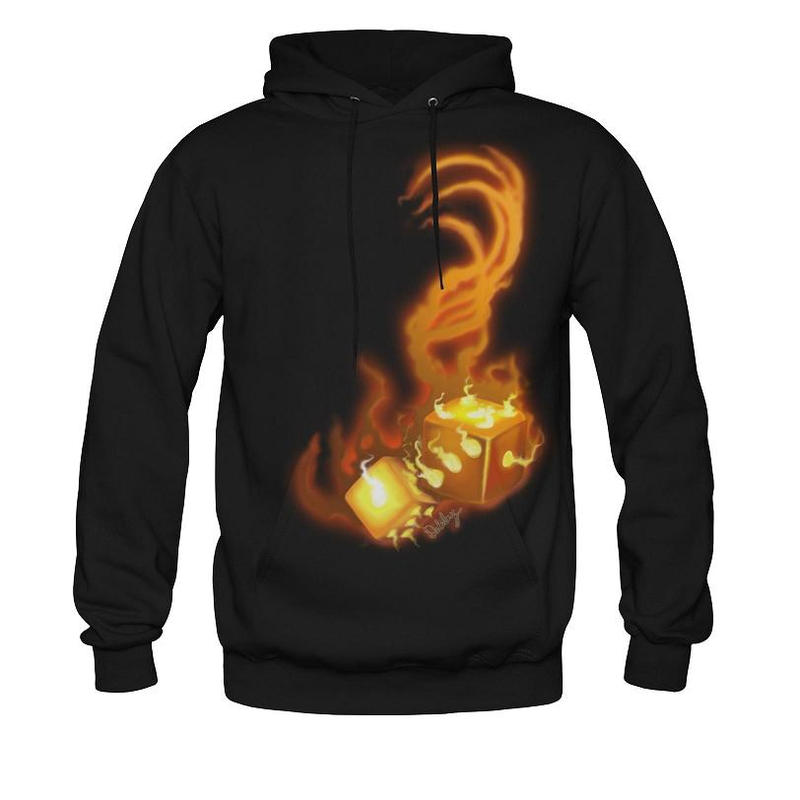 On fire shirt by zimprich on deviantart for On fire brand t shirts