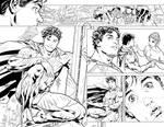 Supergirl I25 Page 08 09