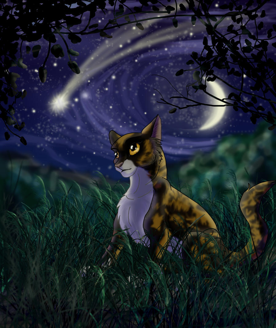 Warrior Cats Dawn Of The Clans Fanart: Fire Only Can Save Our Clan By Gasuaska On DeviantArt