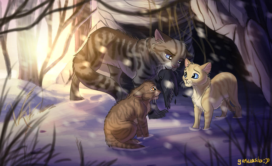 Winter Holidays With The Clans. Part 1 by Foxpaw
