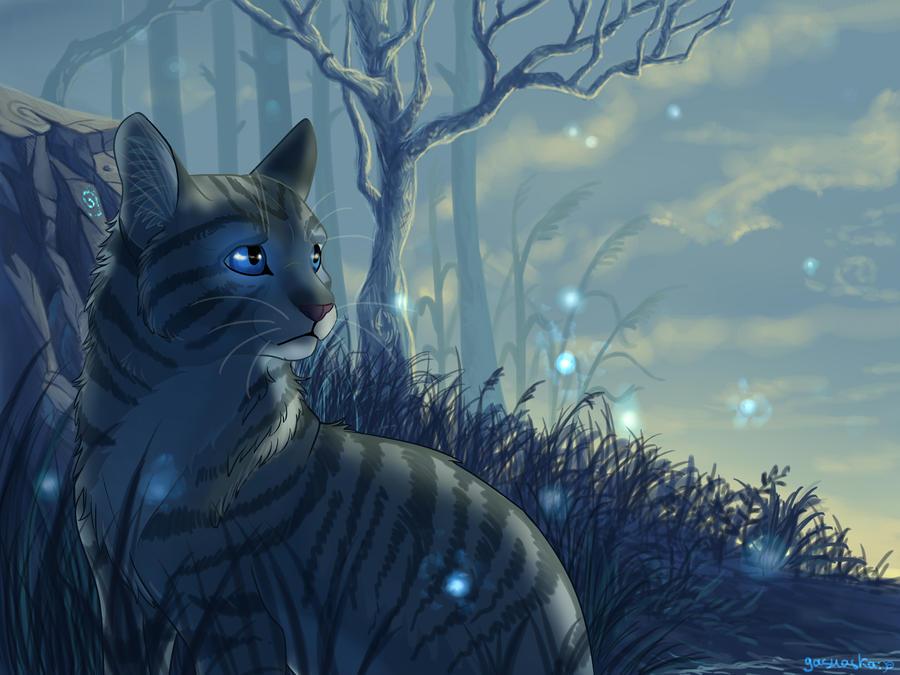 Warriors Cats Cinderpelt Silverstream by gasuas...