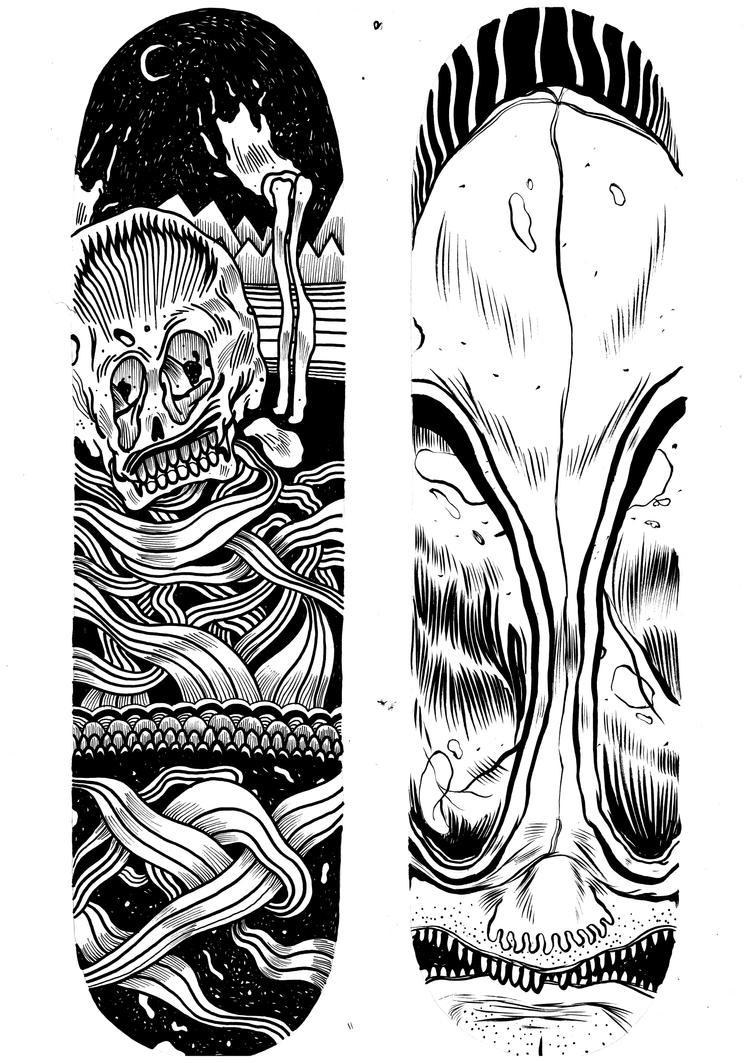 Skate Designs by Never-Brush-My-Teeth on DeviantArt