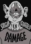 ''Sugar Coated Damage'' Risograph Comic IndieGoGo