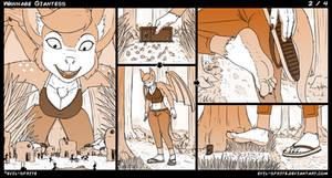 Wannabe Giantess [2/4] by Evil-Sprite