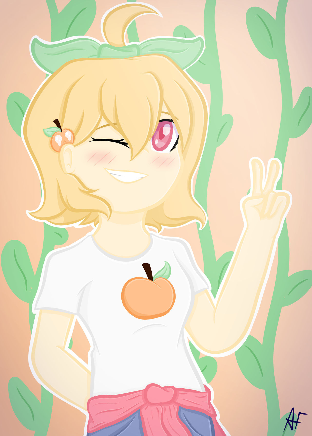 Hopeless Peaches!