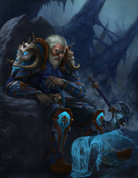 Faldrek, Death Knight