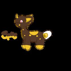 Spotty by Sploshie
