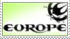 Europe -band- Stamp by Lixerane
