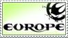 Europe -band- Stamp by Lixerane