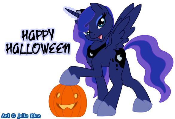 Happy Halloween - Luna by Relaxn