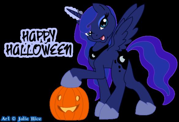 Happy Halloween - Luna by Relaxn