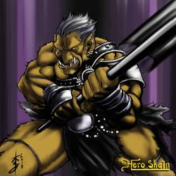 Bug Bear: HeroSkein by arcais