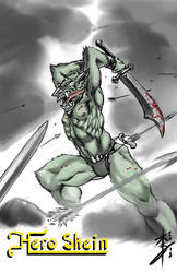 Goblin: HeroSkein by arcais