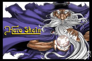 Wizard: HeroSkein by arcais