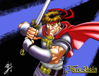 Warrior: HeroSkein by arcais