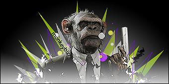 Monkeybizz by axingbiotch