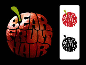 Bear Fruit Hair by roboflexx