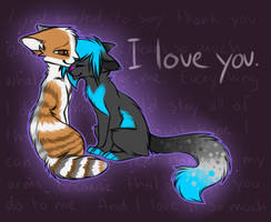 You're my everything by Griwi