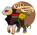 DTA Orehunter : Halloween Special by Griwi