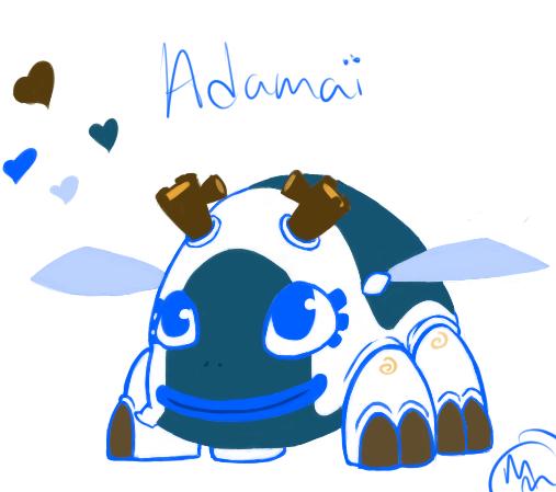 Adamai by Roxasheart654