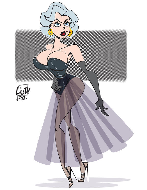 Humorama: Femme Fatale by LudHughes