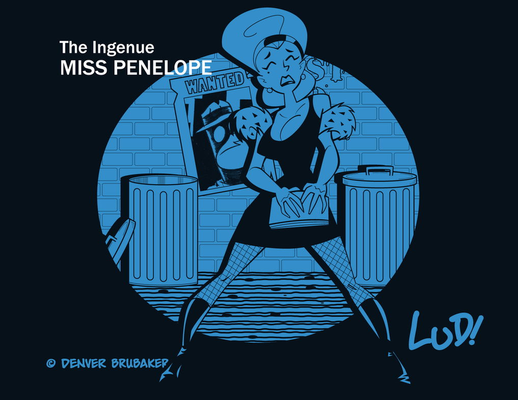 Penelope Finals by LudHughes