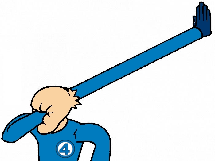 Epic Facepalm (Reed Richards Marvel Comics) by Kostyurik