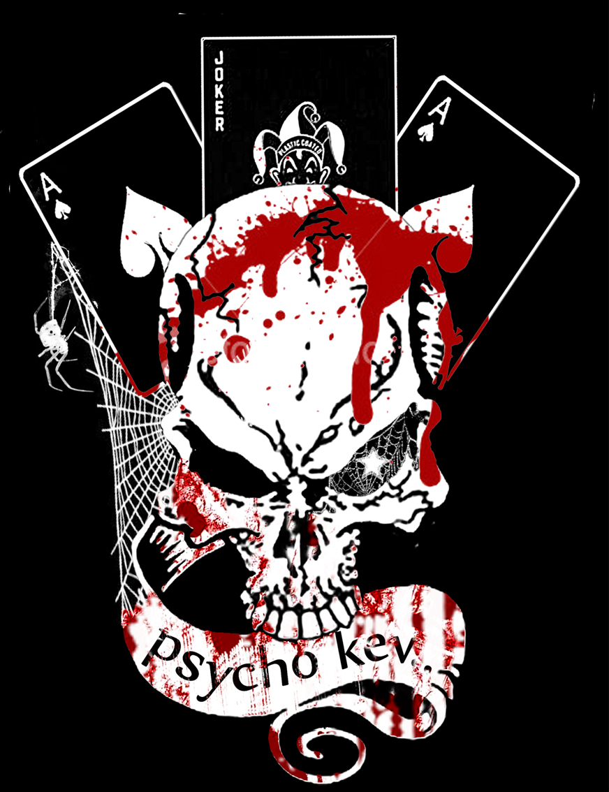Kev logo  psycho kev logo by scumdesigns on DeviantArt