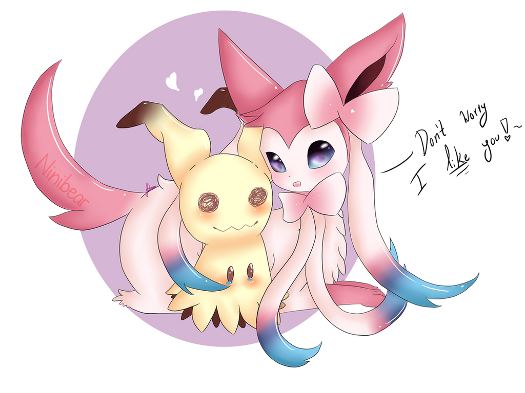 Cute Pokemon Sylveon Drawings Images | Pokemon Images