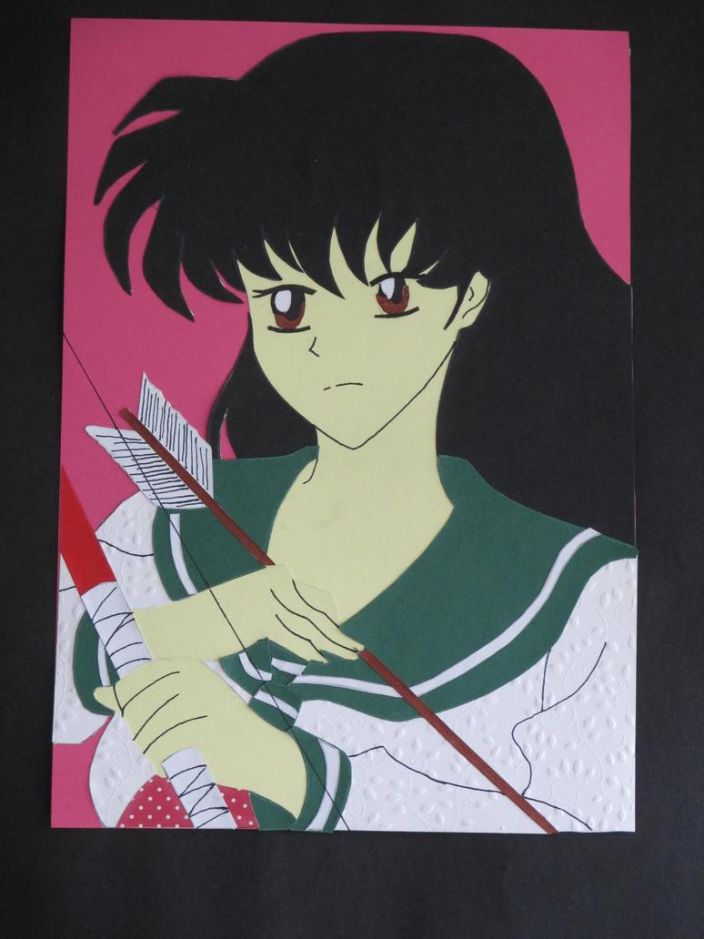 Kagome Higurashi by MultiRagnell