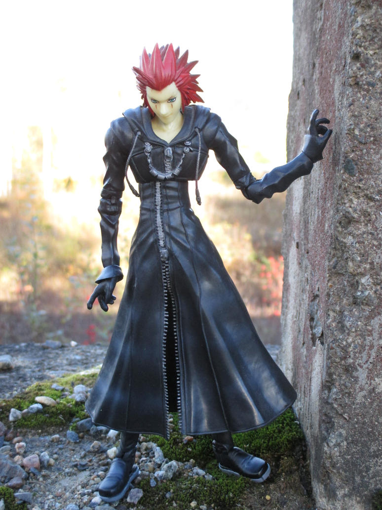 Axel, Kingdom hearts by MultiRagnell