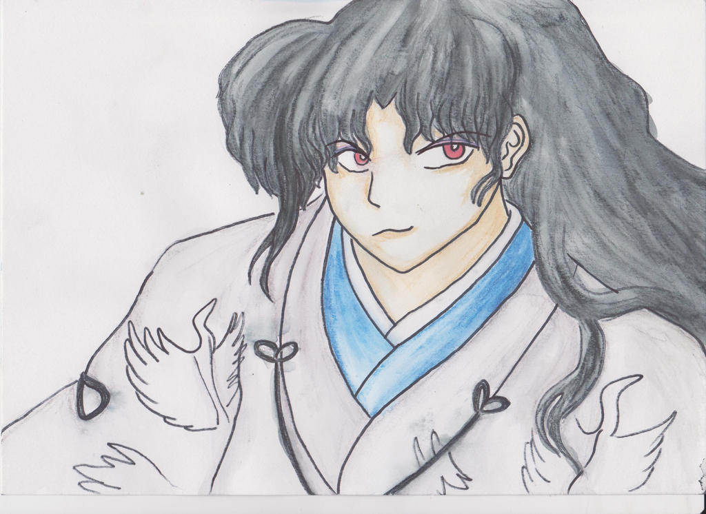 Naraku-sama by MultiRagnell