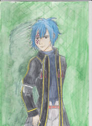 Jellal Fernandes by MultiRagnell