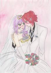 Mrs and Mr Sakamaki
