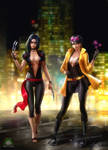 X-23 and Jubilee
