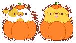 Halloweenies by cutgut