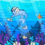 ocean blue by pawbit