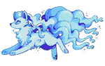 Ninetales by cutgut