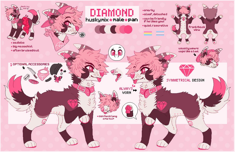 Diamond Ref 2019