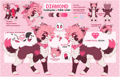 Diamond Ref 2019 by cutgut